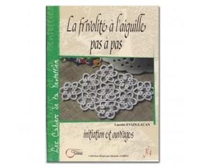 LA FRIVOLITE A L'AIGUILLE PAS A PAS