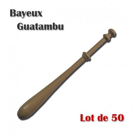 FUSEAUX BAYEUX GUATAMBU LOT DE 50
