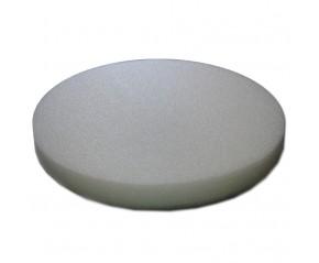 GALETTE  POLYETHYLENE RONDE DIAM 58  X 5 cm