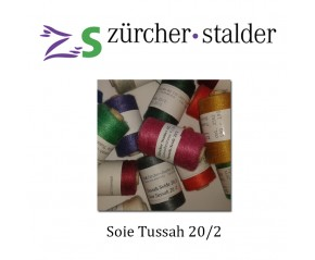 SOIE TUSSAH 20/2